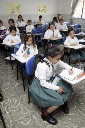 Definidos costos educativos de colegios oficiales en 2009