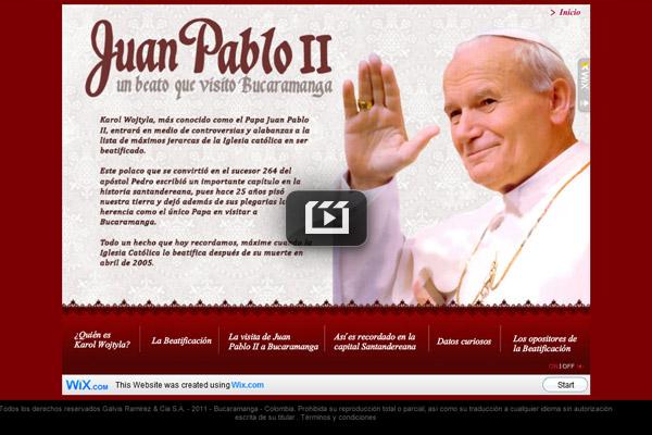 Beatificación Juan Pablo II