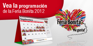Programaci&oacute;n de la Feria de Bucaramanga