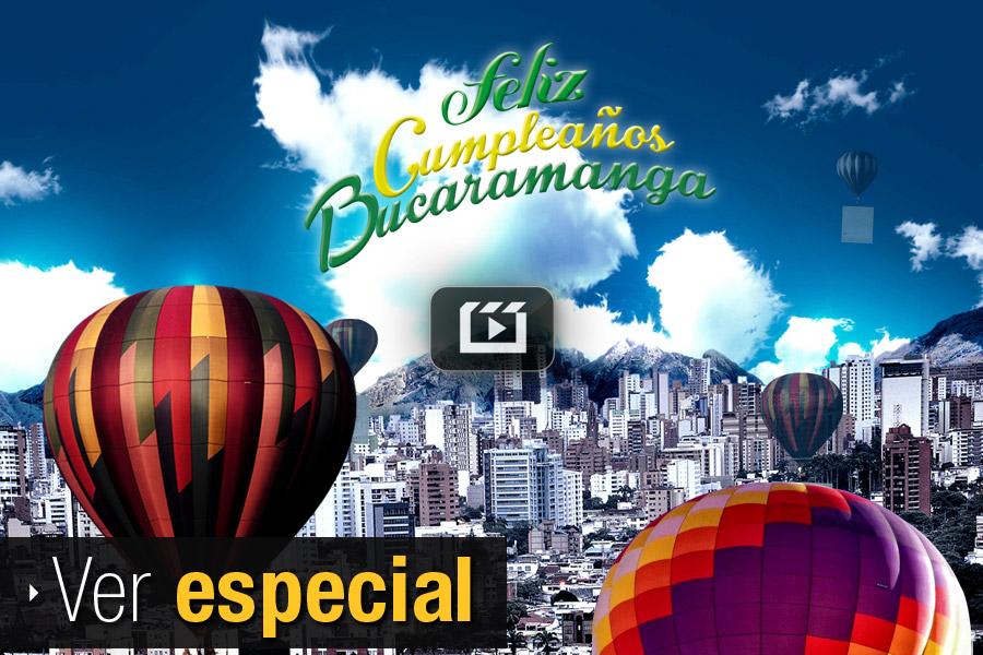 Cumpleaños de Bucaramanga