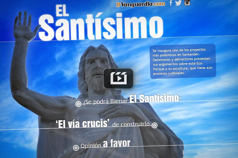 El Santísimo de Santander