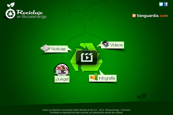 Reciclaje en Bucaramanga