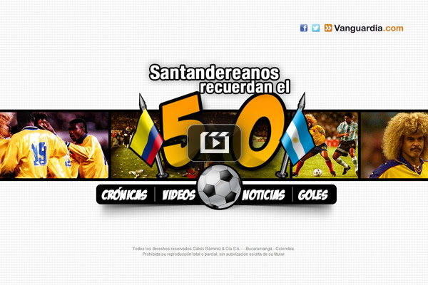 20 años después: Recuerdos del 5-0 de Colombia vs Argentina