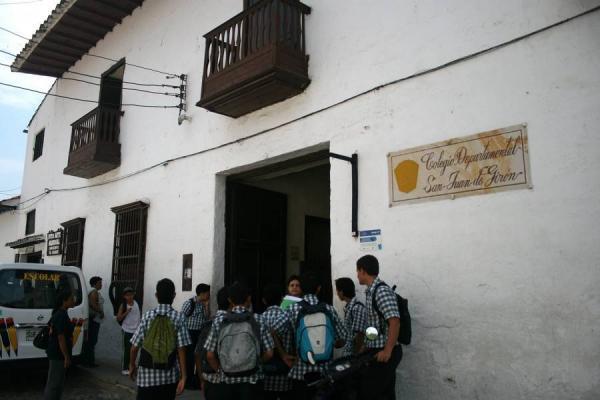 Colegio San Juan de Girón en primeros lugares regionales - Vanguardia Liberal