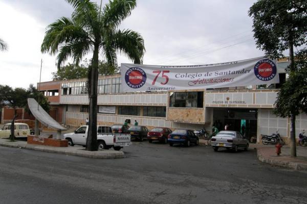 El colegio de santander el glorioso llega a los 75 a os - No mas 902 santander ...