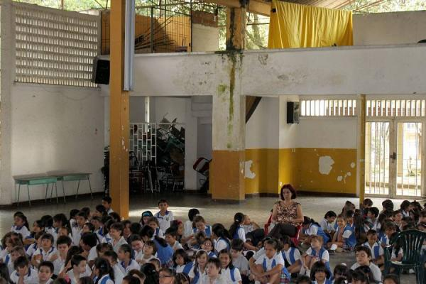 Fotos de la Escuela Normal Superior de Bucaramanga la Escuela Normal Superior