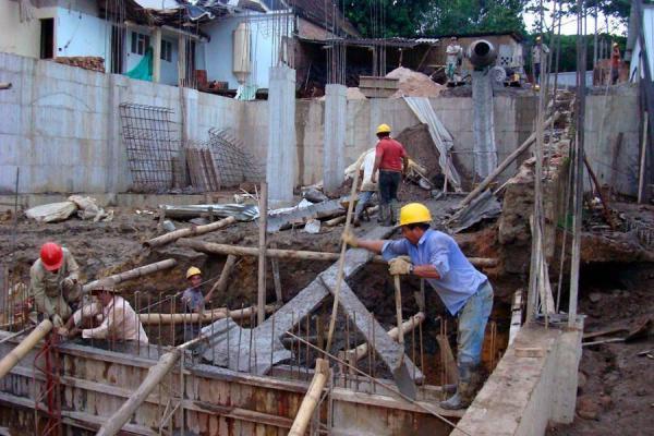 avanzan obras de construcci n del nuevo hospital san