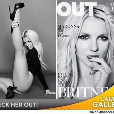 Escndalo por fotos de Britney Spears desnuda - Infobae