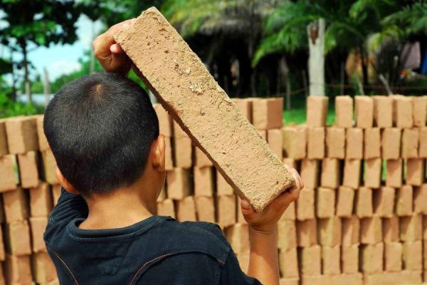 indices de trabajo infantil: