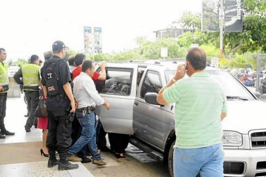 Coronel (r) Hugo Aguilar fue capturado por concierto para delinquir agravado