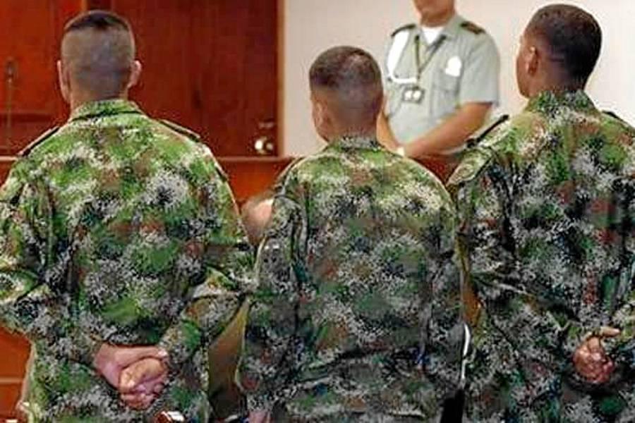 Por muerte de indígena destituyen e inhabilitan a tres militares