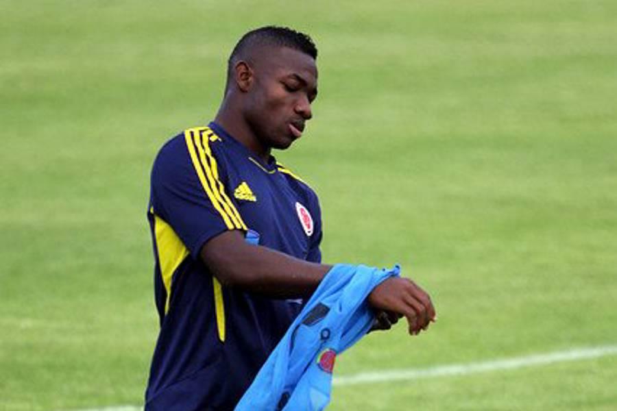 José David Leudo, el 'argentino' de la Selección Colombia sub20
