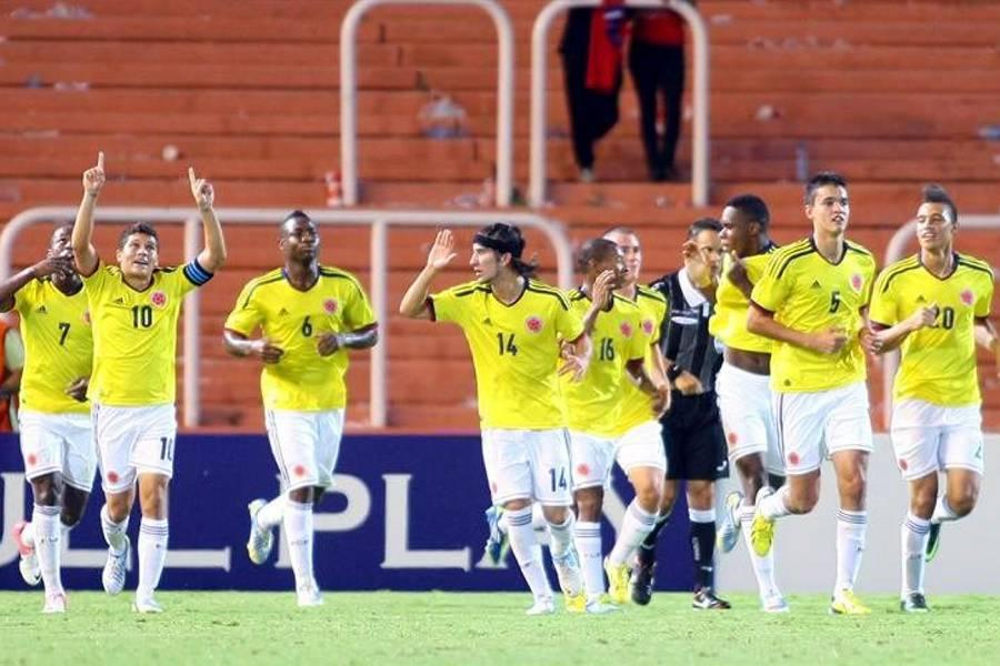 La selección Colombia se coronó Campeón del Suramericano Sub-20