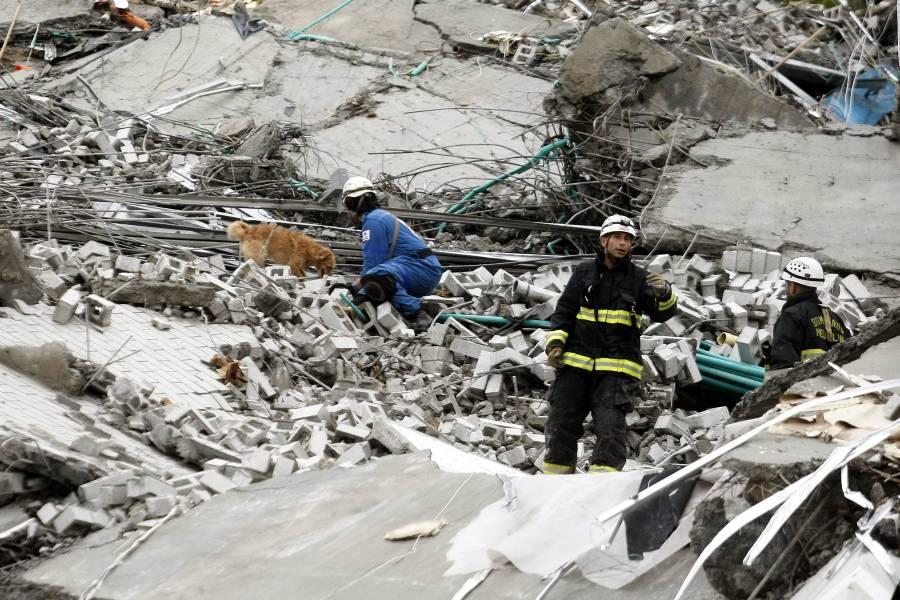Autoridades confirman el hallazgo de un cuerpo en edificio Space