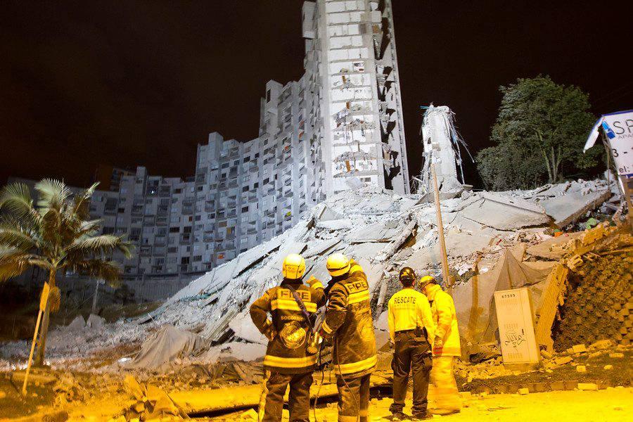 Jaime Botero Botero es la séptima víctima mortal por desplome del edificio Space