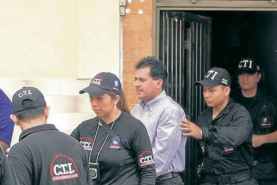 Capturado exalcalde de San Gil por tráfico de moneda falsa