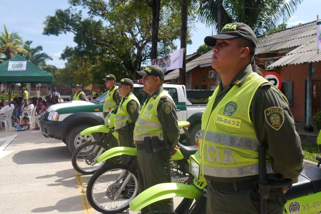 Crean el plan de cuadrantes de la Policía Nacional en Yondó