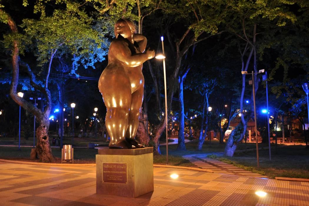 Promoverán en Bucaramanga el turismo a parques y centros históricos
