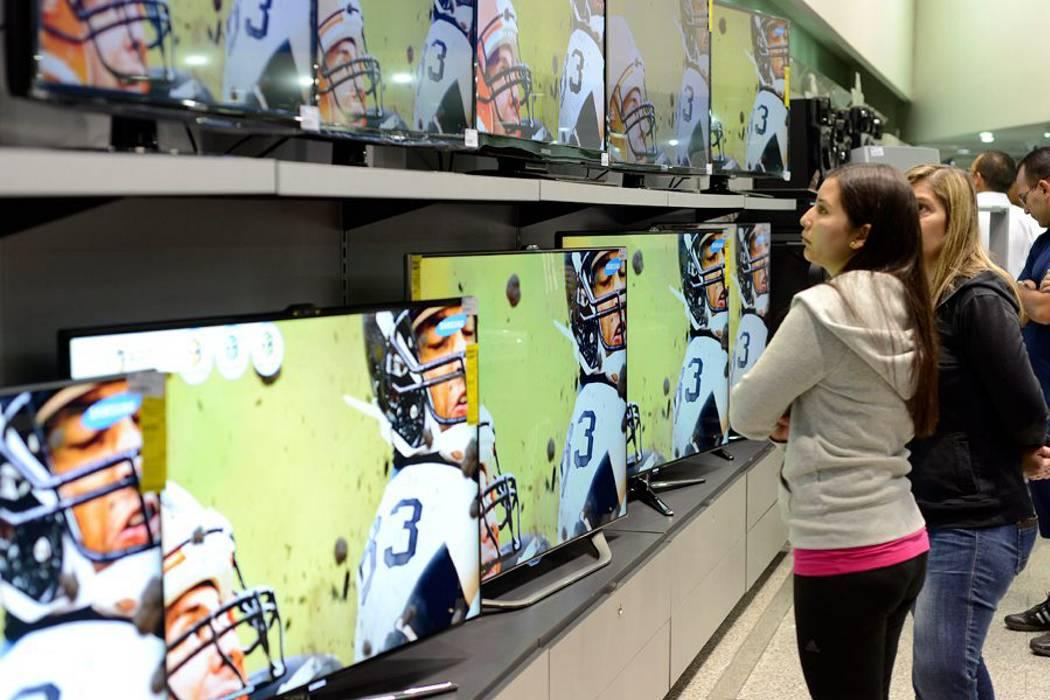 Fabricantes de televisores encienden el mercado con la superalta definición