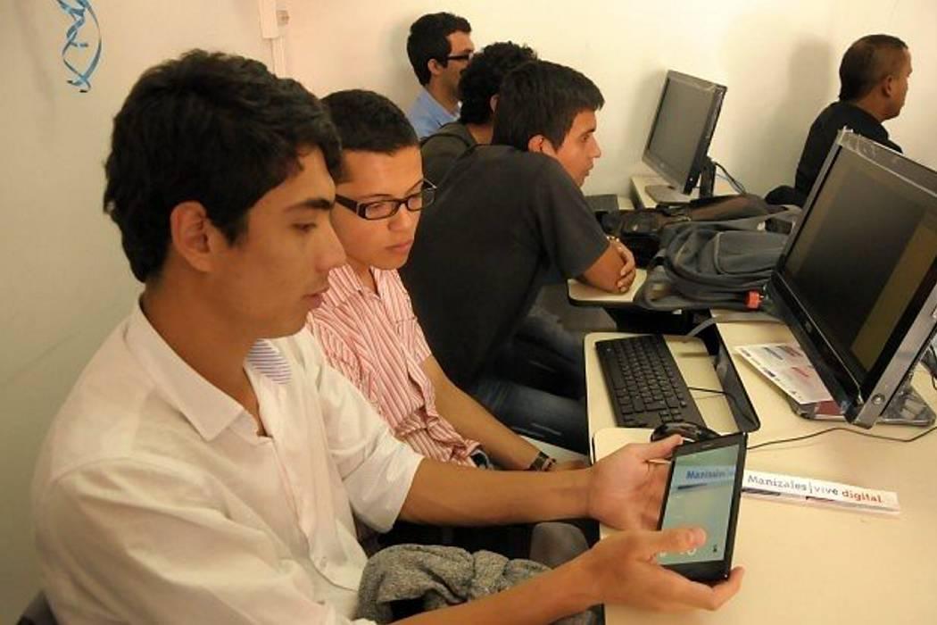 Bucaramanga líder en conexión con red banda ancha de internet en el país