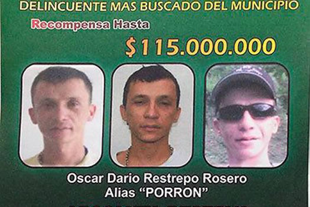 Capturan en Jamundí a alias Porrón, hombre que extorsionaba al 'Tino' Asprilla