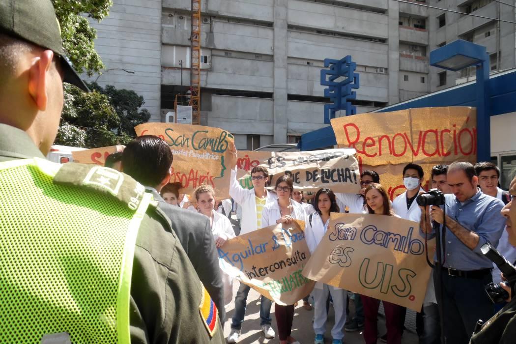UIS y San Camilo anuncian continuidad de las actividades docentes asistenciales