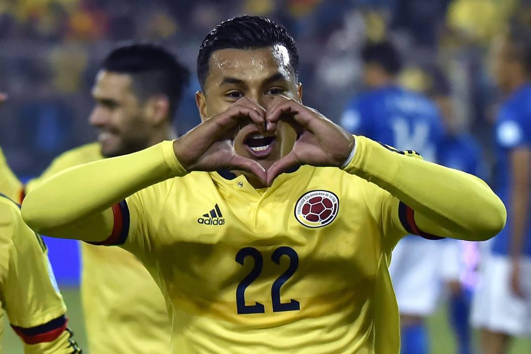 Triunfo de Colombia con sabor a revancha sobre Brasil