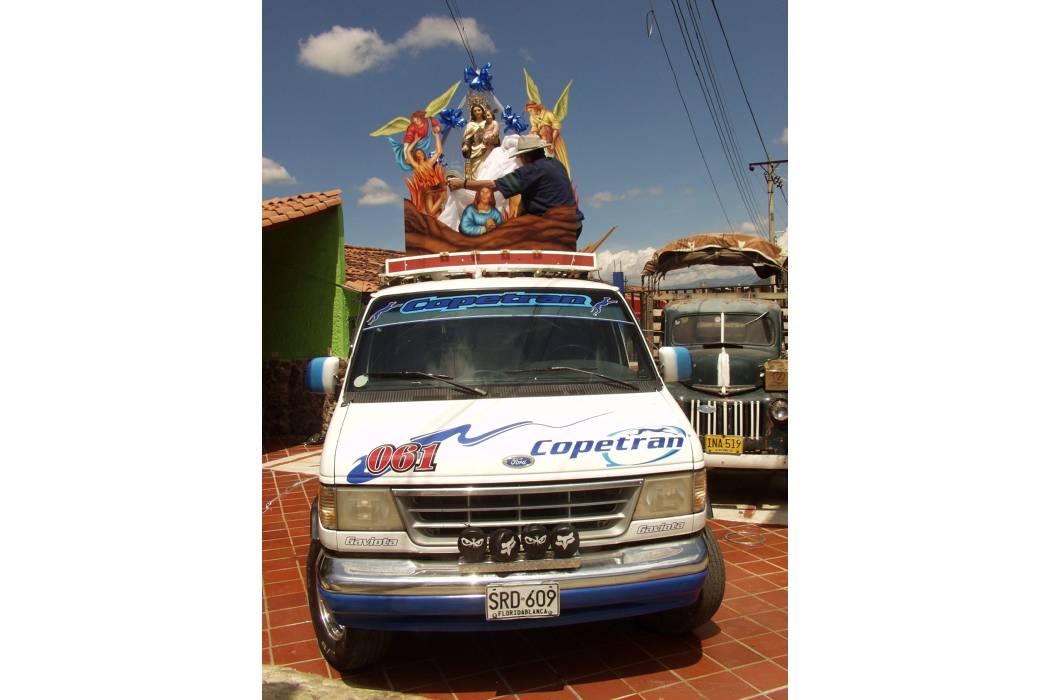 Copetran organiza una caravana por la Virgen del Carmen