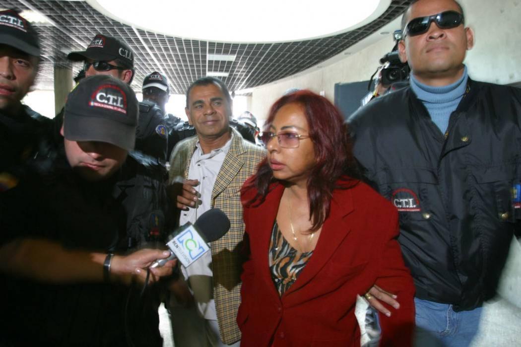 Decretan  'muerte política' al hijo de Enilce López, 'La Gata'