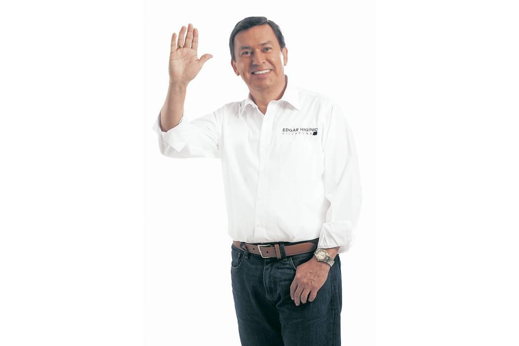 Édgar Higinio Villabona, el candidato conservador de Floridablanca