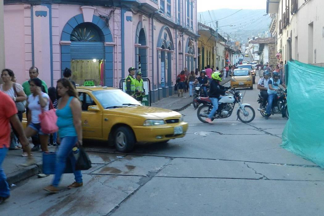 Decretan actividades por el plan de movilidad vial