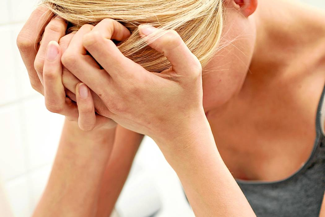 En la mente de una joven con anorexia