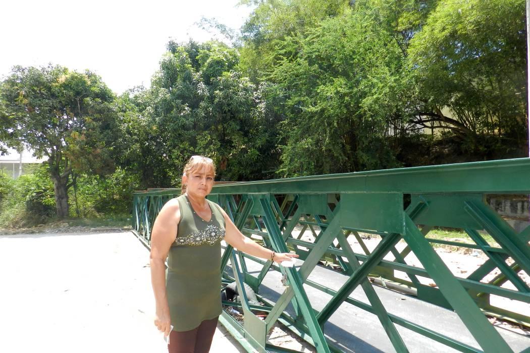 La Castellana II tendrá nuevo puente peatonal