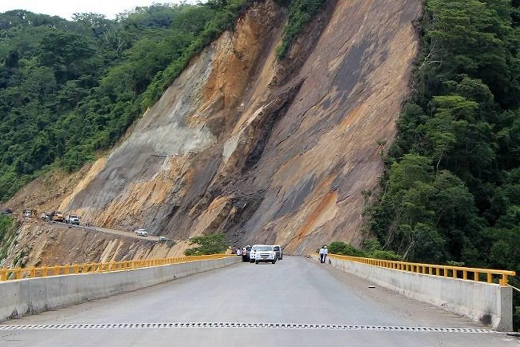 Gobernación de Santander aún no recibirá la vía a San Vicente