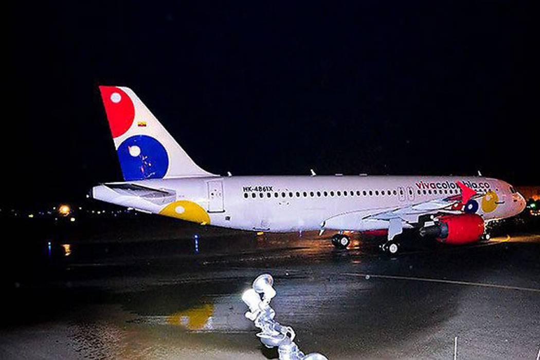 VivaColombia tendrá su primer vuelo a EEUU en diciembre