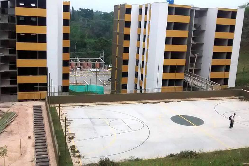 Beneficiarios de Ciudadela Jorge Ríos Cortés, pronto recibirán su apartamentos