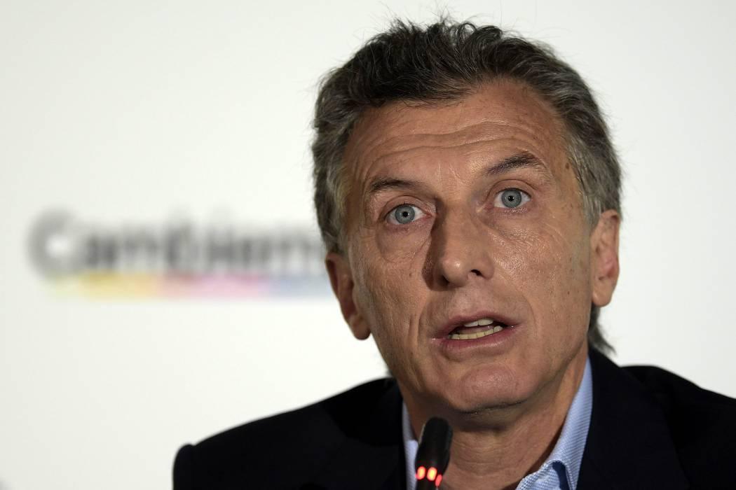 Mauricio Macri y Daniel Scioli van a segunda vuelta en Argentina