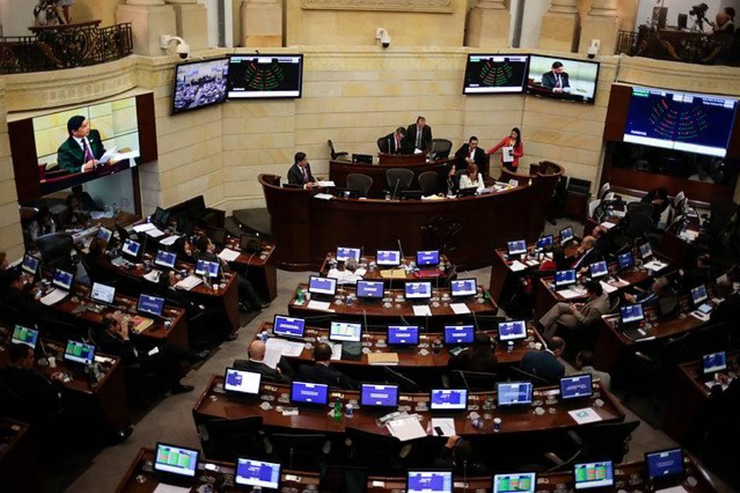 Plenaria del Senado no sesionó por partido de la Selección Colombia