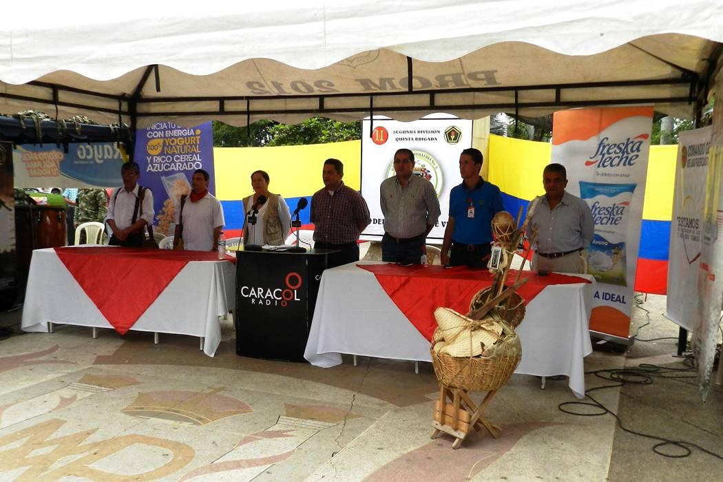 Ejército y Caracol Radio promueven al Socorro