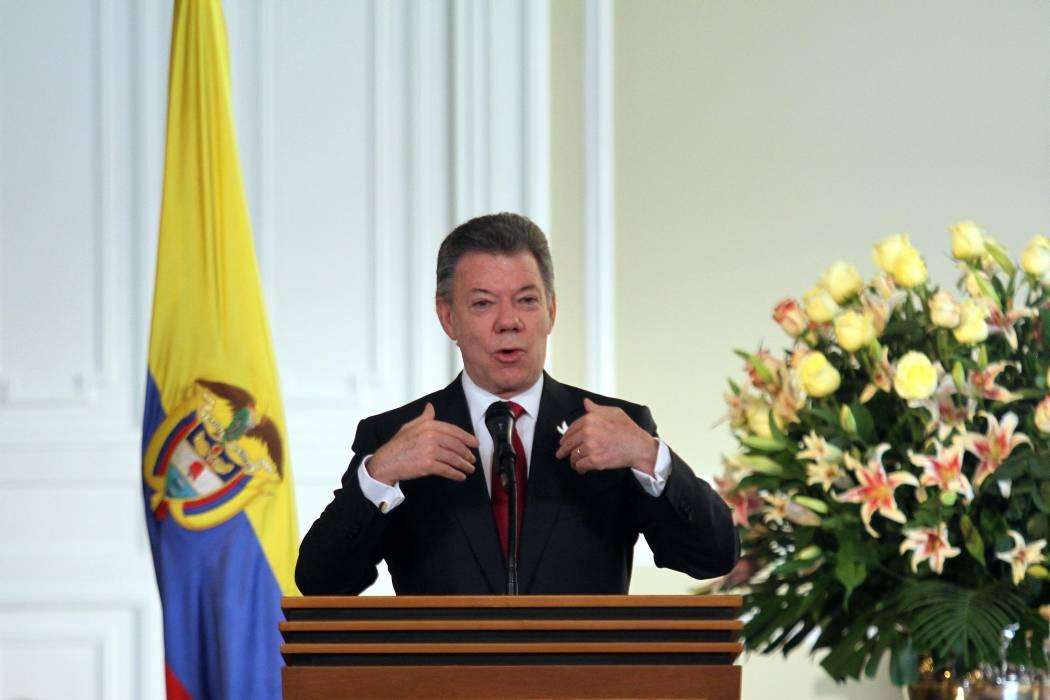 Santos condenó asesinato de opositor en Venezuela