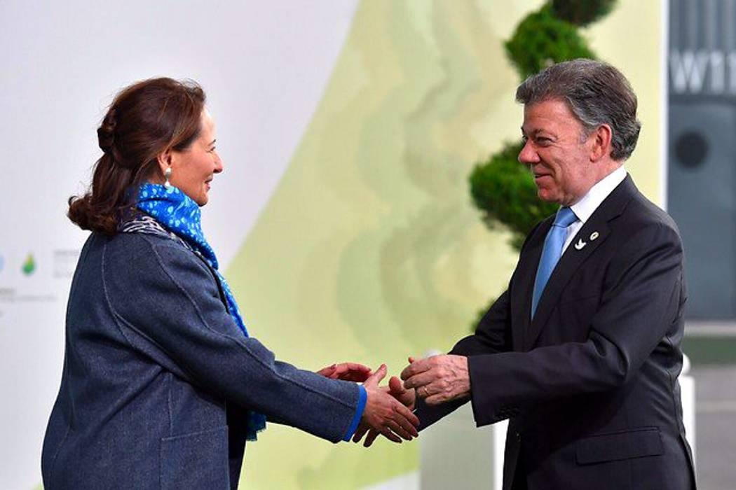 Presidente Juan Manuel Santos habló con la canciller alemana