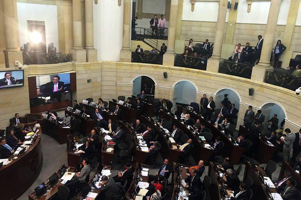 Este jueves se conciliará el plebiscito en plenarias de Senado y Cámara
