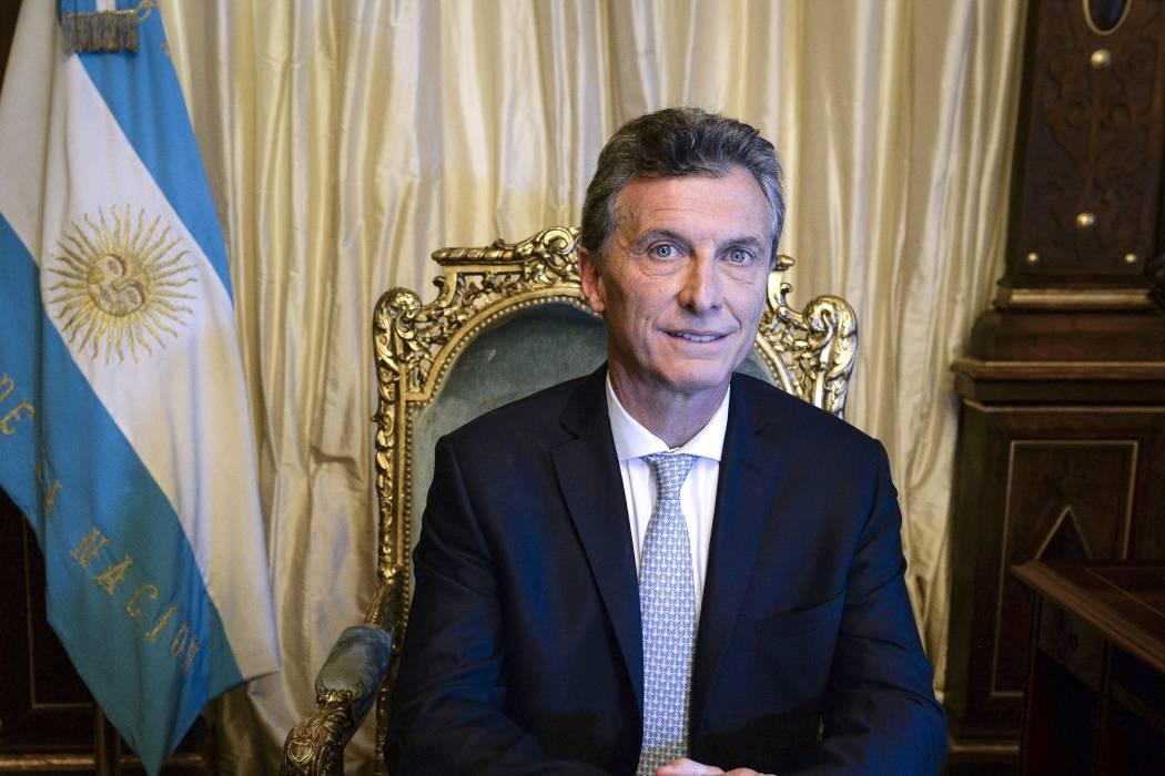 Este gobierno va a combatir la corrupción y la pobreza: Mauricio Macri