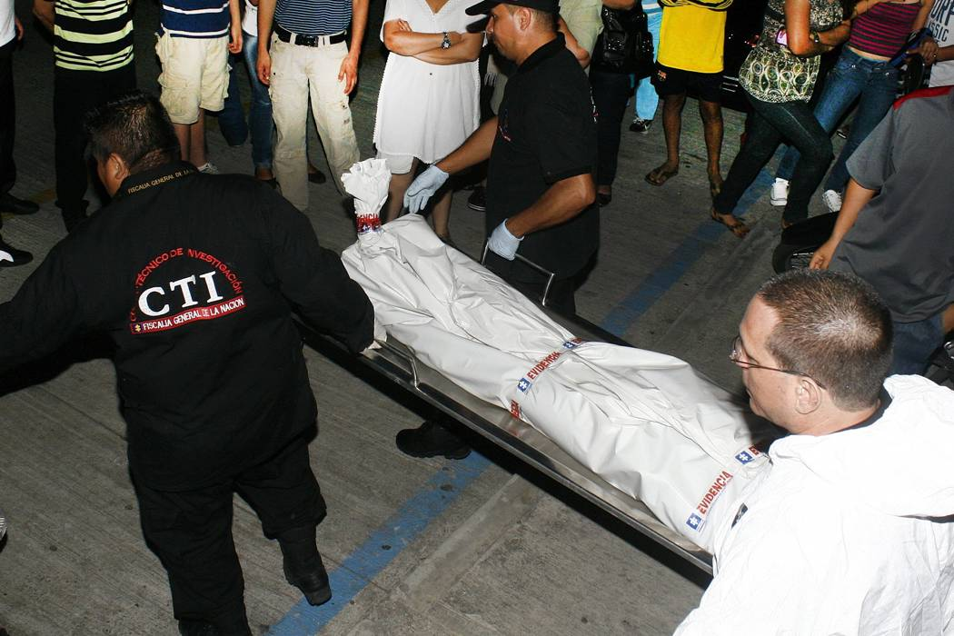 Asesinan de diez balazos a  un hombre en Floridablanca