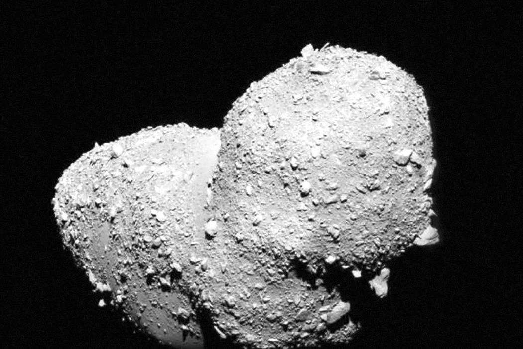 Un asteroide nos 'visita el próximo 24 de diciembre
