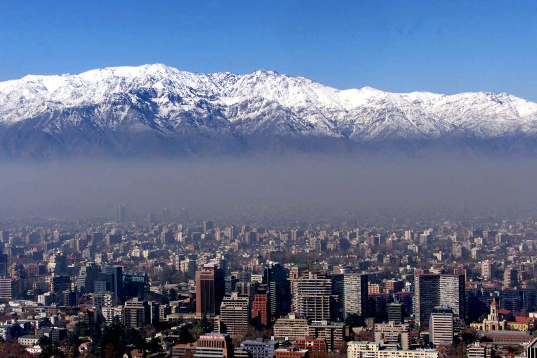 Temblor de magnitud 5,8 sacude cinco regiones del norte y centro de Chile