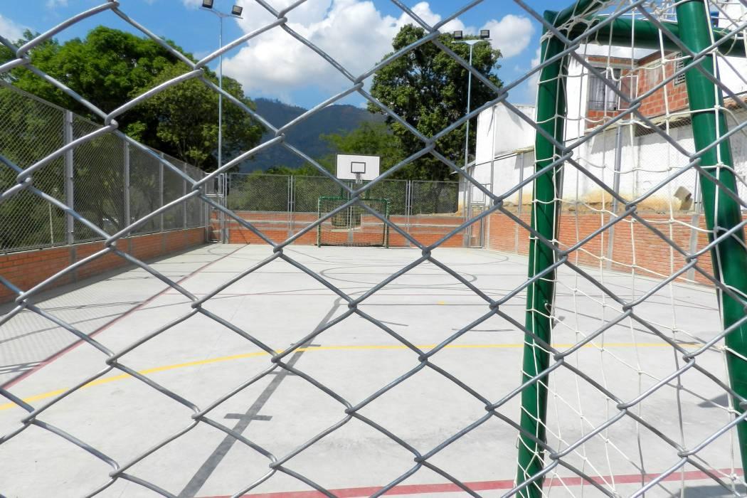 El polideportivo de la Ciudadela Comfenalco ya quedó al servicio