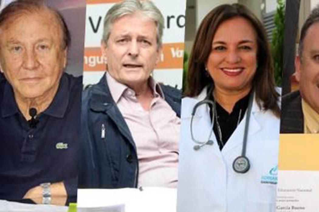 Personajes de 2015 en Santander