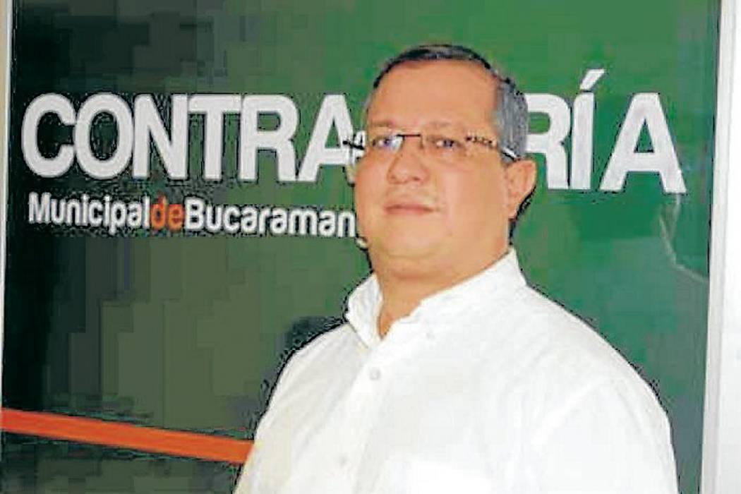 Ciliberti no va como Director de Bomberos de Bucaramanga