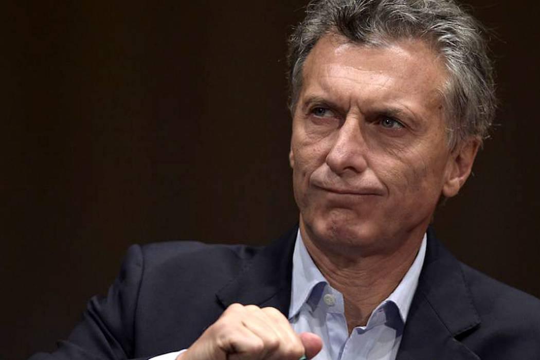 "Macri busca poner fin a ""guerra de Estado contra periodismo"" con otra ley"